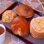 石窯パン工房 エスポワール - 料理写真: