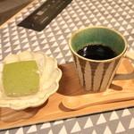 Unagikaisenryourimunagi - 食後のコーヒー お菓子付 500円
