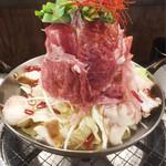 高架下 チエちゃん - 肉もつ鍋