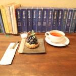 cafe zuccu - お昼12時半 日曜日(2018.06)