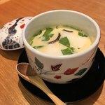 宝善亭 - 茶碗蒸し