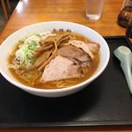 大勝軒 - 料理写真:らーめん ふつう730円