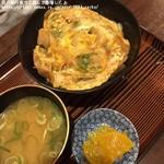 しょうじゅ亭 - 親子丼
