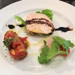 Merujerina - 前菜3種