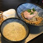 鶏soba 座銀  - 鶏つけSOBA〜(´∀.`)ノ¥880円.。.:*☆