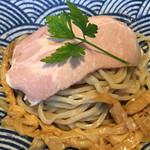 鶏soba 座銀  - ♪〜( ´θ、`)ノ
