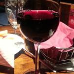 セント・ジェームス - グラスワインの赤500円