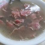 石精臼牛肉湯 - 牛肉湯