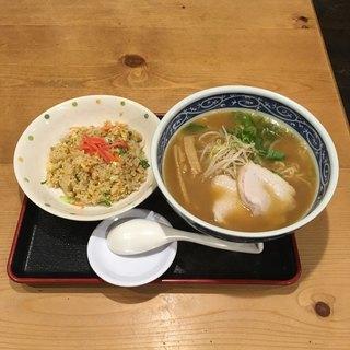 風ふう堂 - 料理写真:やきめし定食  ¥880
