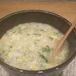 靖天 - 海苔雑炊