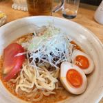 木菟ラーメン - 冷やし担々麺