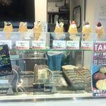 鶏そば十番156 - 鯛パフェの見本