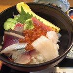8778545 - ちらし寿司。