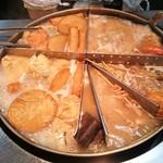 Hanakujira - おでん鍋