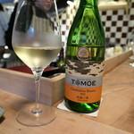 ワインバー 杉浦印房 - 広島の国産ワイン(シャルドネ)