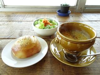 グリーン デイ コーヒースタンド - モーニング