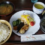87784004 - E.朝食モーニング 税込700円 ※拡大(2018.06.17)
