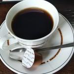 87784013 - E.朝食モーニングに付いてくるコーヒー(2018.06.17)
