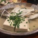 87784792 - お魚のマースー(塩)煮