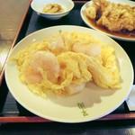 日光 翠園 - 滑蛋蝦仁