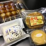 菓子舗愛宕屋 - 料理写真:オリジナルのお菓子