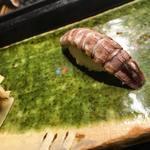 魚道 - 【握り】蝦蛄海老(子持ち)
