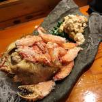 魚道 - 毛蟹
