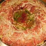 87793239 - 粟豚の肉炊き