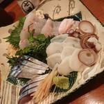 87797990 - 金華鯖 鮃 タコ