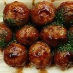 たこやき大阪 - 料理写真:ソースたこ焼き