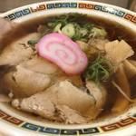 肉そば麺達 - ベーシックな中華、590円は立派です!(2018.6.18)