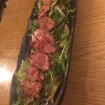 87802605 - 鴨肉の旬菜添え