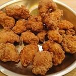 アメリカ - 鶏軟骨の唐揚げ