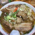 とりでん - チャーシューワン麺 1280円