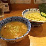 めん徳 二代目 つじ田 - 濃厚つけ麺(880円)