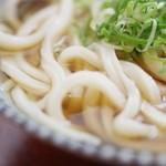 釜う - 麺
