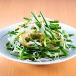 素材屋 - 葱盛りサラダ