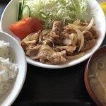 のうりえ食堂 - 料理写真: