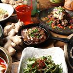 生姜料理 がらがら - 料理写真: