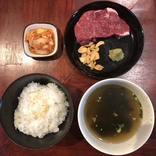 【平日限定】1000円ポッキリ定食メニュー