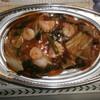 みのり食堂本店 - 料理写真:中華丼(御飯7割)