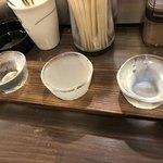 焼鳥 空 - 百十郎、萩の鶴、奥