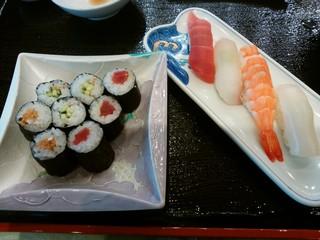 大観荘 せなみの湯 - 寿司
