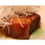 手作り料理 大井町の名物家 - 豚の角煮は2日かけて作ってます