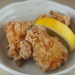 よいまち食堂 - 鶏もも唐揚げ