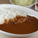 よいまち食堂 - カレーライス