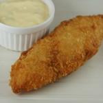 よいまち食堂 - 白身魚のフライ