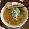 麺屋 花蔵 - 料理写真:鶏ごぼうラーメン みそ味 780円