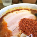 麺処 井の庄 - チャーシュー