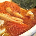 麺処 井の庄 - メンマ